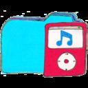 Osd folder b ipod icon