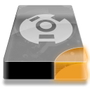 drive 3 uo external firewire icon
