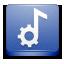 audimated icon