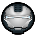 Iron Man War Machine 01 icon