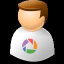 profile, human, account, picasa, user, web, people icon