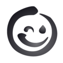 smiley,winking icon