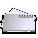 grilled, folder icon