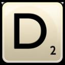 D icon