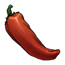 fruit, vegetable, pepper, chili icon