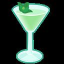 Cocktail, Grasshopper icon