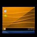 kde,user,desktop icon