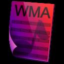 sound, wma icon