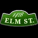 address, retro icon
