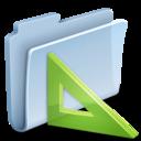 project,folder,badged icon