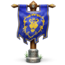 banner, alliance icon