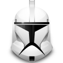 star wars, helmet, clone icon