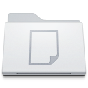 , Documents, Folder, White icon