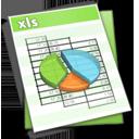 filetype, xl icon
