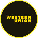 western union, union, western, payment, transaction, finance icon