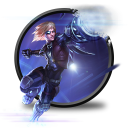 Ezreal Pulsefire without LoL logo icon