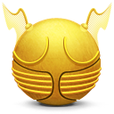 snitch, golden icon