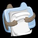 Doccument, Folder, Funny icon