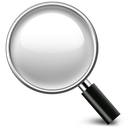 search, engine, glass, magnifying icon