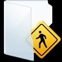 public, folder, sign icon
