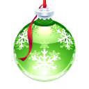 holly,ornament icon