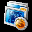 share, myvideos icon