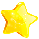 favourite, star, bookmark icon