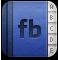 Address, Book, Facebook icon