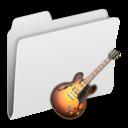 Folder GarageBand icon