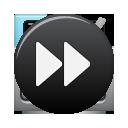 ffw, button, black icon