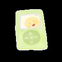Ak, Ipod icon