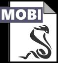 sumatrapdf, mobi icon