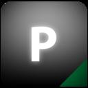 microsoftpublisher,glow icon