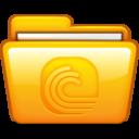 bittorrent,folder,bt icon