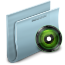 folder, photography, camera icon