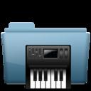 folder,music,alt icon