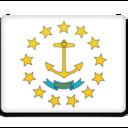 Rhode Island Flag icon