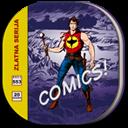 comic book icon