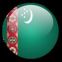 Turkmenistan Flag icon