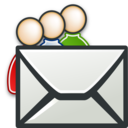 send,email,group icon