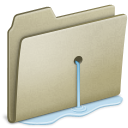 lightbrown,water,leak icon