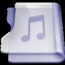 purple,music,book icon
