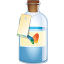 Bottle, Msn icon