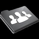 user,grey,account icon