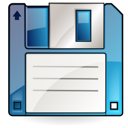 disk, filesave icon