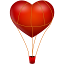 Ballon, Fire icon