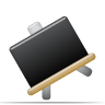 black board icon