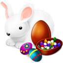 Eggs, , Rabbit icon
