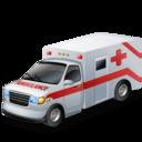 ambulance,car,doctor icon