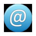 blue, address icon